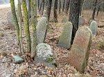 Трабы, кладбище еврейское