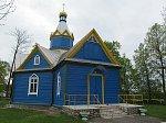Тумиловичи, церковь св. Георгия (дерев.), 1870-е гг.?