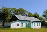 Уборок (Лоевский р-н), церковь /в администр. здании/, 2-я пол. XX в.