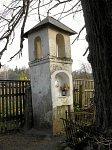 Углы (Борис. р-н), кладбище католическое:    часовня, XIX в.