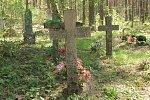 Укропянка, могилы солдат 1-й мировой войны (?), 1915-18 гг.