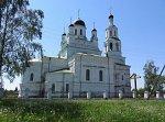 Улла, церковь Троицкая, 1896 г.