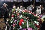 Ушачи, могила Рыгора Бородулина