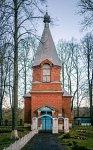Узмены, церковь св. Николая, 1882 г.