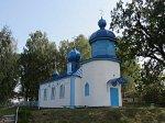 """Васьковка, церковь в честь иконы Богоматери """"Умиление"""", после 1990 г."""