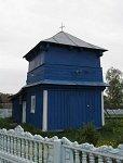 Вавуличи, церковь: колокольня (дерев.), XVIII в.?