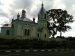 Вельямовичи, церковь Вознесенская, 1868 г.