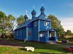 Велятичи (Пинский р-н), церковь Рождества Богородицы (дерев.), 1922 г.?