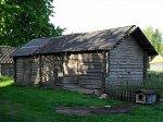 Веречье, церковь: конюшня (дерев.), кон. XIX-нач. XX вв.?