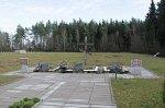 Вилейка, кладбище солдат 1-й мировой войны, 1915-18 гг.