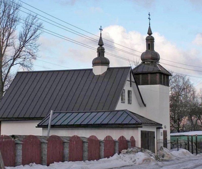 Витебск, церковь греко-католическая Воскресенская (фото) .