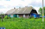Войганы, усадьба:  дом жилой (дерев.), XIX-1-я пол. XX вв.