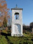 Войникишки, кладбище христианское:  часовня, XIX в.?