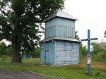 Вылазы, церковь: колокольня (дерев.), XIX в.?