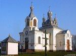 Высокое (Камен. р-н), церковь Крестовоздвиженская, 1869 г.