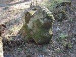 Янковичи (Россон. р-н), каменные кресты