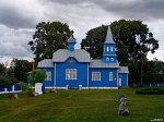 Язвинки, церковь Спасо-Преображенская (дерев.), 1910 г.
