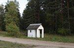 Заборье (Волож. р-н), часовня придорожная, после 1990 г.?