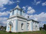 Замошье (Брасл. р-н), церковь св. Петра и Павла, 1893 г.