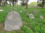 Желудок, кладбище еврейское