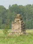 Асаны, кладбище солдат  1-й мировой войны: памятник немецким солдатам, 1915-18 гг.