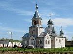 Бакшты (Ивьев. р-н), церковь св. Пантелеймона, 1995 г…