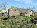 Бакшты (Ивьев. р-н), оборонительные сооружения 1-й мировой войны, 1915-18 гг.