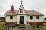 Барсуки (Докшиц. р-н), часовня католич., после 2000 г.