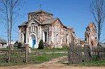 Бегомль, церковь Всех Святых, между 1866-86 гг.
