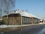 Бегомль, промышленный комплекс: спиртохранилище, 1870-74 гг.