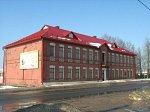Бегомль, промышленный комплекс:  корпус спиртосортировки, 1870-74 гг.