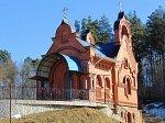 Беларучи, церковь Успенская, после 1990 г.