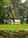 Белавичи (Ивацев. р-н), церковь: часовня (дерев.)