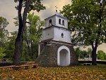 Белавичи (Ивацев. р-н), церковь: брама-колокольня, 1885 г.?
