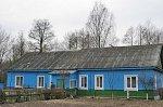 Блонь, усадьба: дом для прислуги (дерев.), XIX в.
