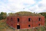 Бобруйск, крепость:   редюит правого входящего плацдарма равелина, 1807-36 гг.