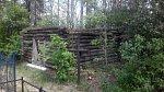 Бобы, часовня (дерев.; руины), кон. XIX-нач. XX вв.?