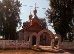 Богушевск, церковь св. Петра и Павла, 1990-е гг.