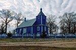 Бол. Сехновичи, церковь св. Николая (дерев.), до 1727 г…