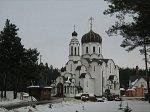 Бол. Стиклево, церковь Рождества Христова, после 1990 г.