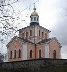 Бол. Берестовица, церковь св. Николая, 1860-68 гг.