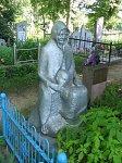 Бол. Берестовица, кладбище православное: надмогильный памятник, 2-я пол. XX в.?