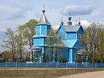 Бол. Чучевичи, церковь Покровская (дерев.), 1846-51 гг…