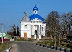Бол. Шиловичи, церковь Казанской иконы Богоматери, 1818 г.