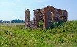 Бояры (Мостов. р-н), усадьба: водяная мельница (руины), 1905 г.
