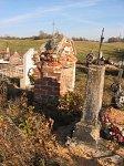 Бояры (Мядел. р-н; Старог. сс), кладбище христианское:  часовня-надмогилье, кон. XIX-нач. XX вв.