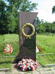 Брест, кладбище гарнизонное: братская могила солдат 1-й мировой войны, 1915-18 гг.
