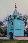 Чернавчицы, церковь: колокольня (дерев.), XIX в.?