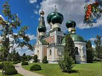 Черни, церковь св. Иоанна Богослова, после 1990 г.
