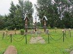 Черногубово, памятник жертвам репрессий